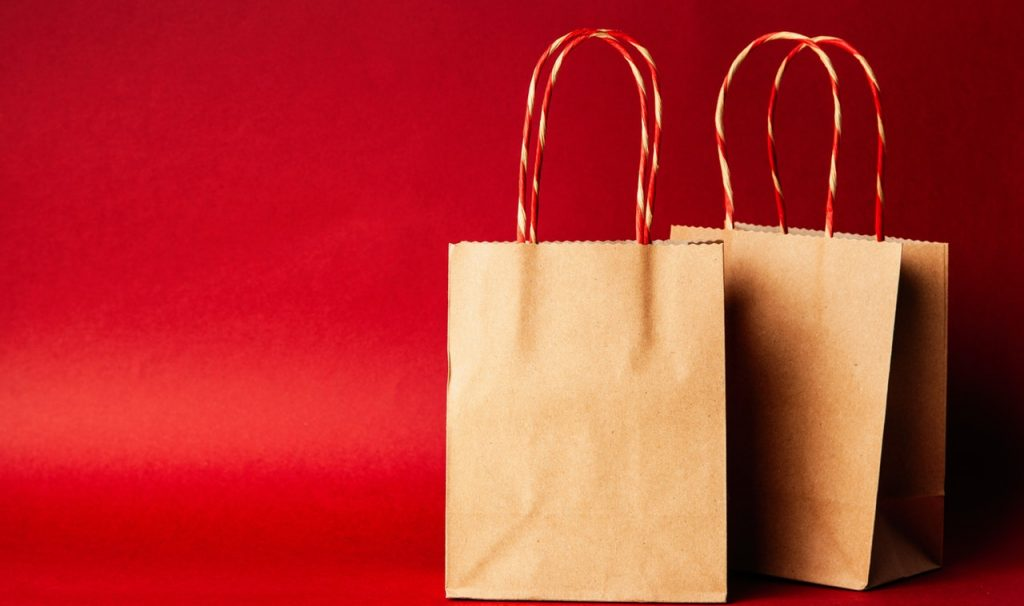 recyclable paper bags